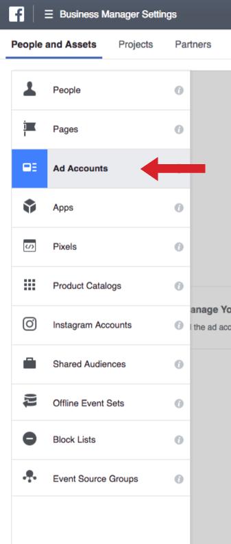 ad accounts zoom