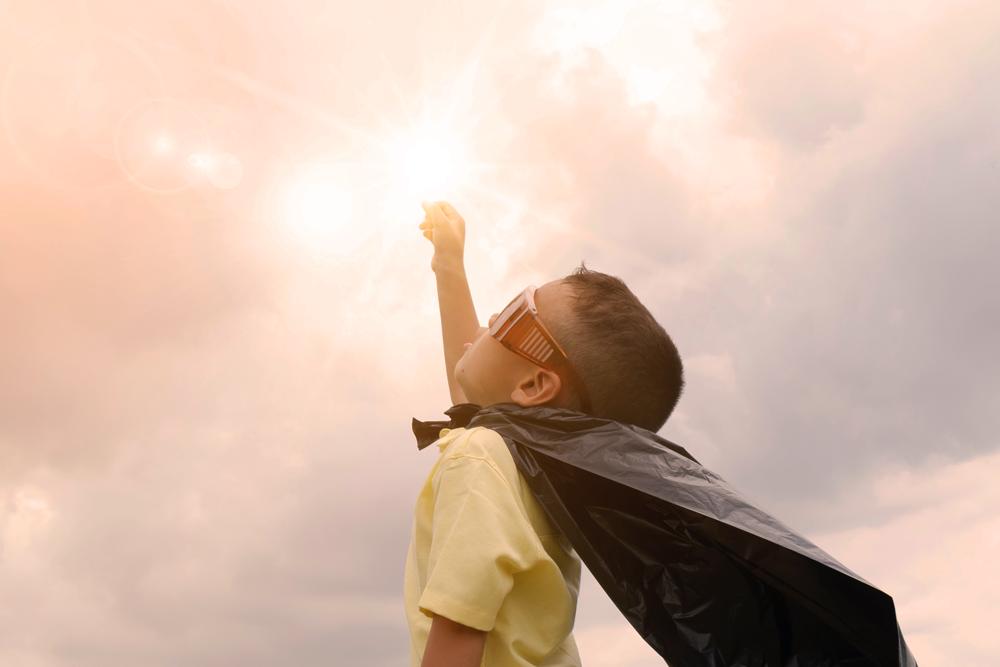 Make-A-Wish Foundation Super Boy