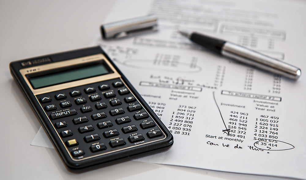 calculating investments