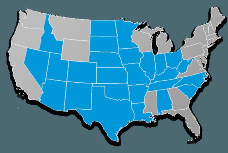 UNL Cancer Shield Map